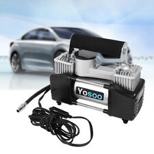150PSI 12V Portable Mini Air Compressor Auto Car Electric Tire Air Inflator Pump