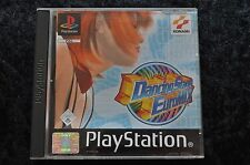 Dancing Stage Euromix Playstation 1  PS1 Geen Manual