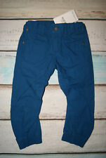 Marks & Spencer BNWT Boys Cuffed Hem Trousers Age 2-3 Years