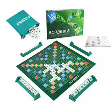 Scrabble Original English Learning Family Game Board New UK Seller