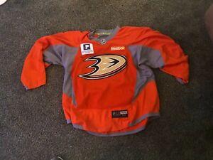Pro Stock Hockey Anaheim Ducks Jersey 58