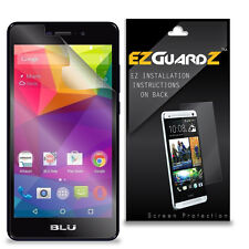 2X EZguardz LCD Screen Protector Cover HD 2X For BLU Life XL LTE