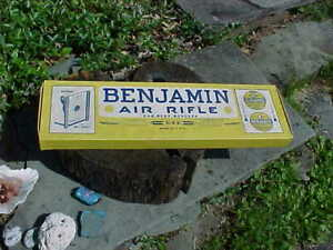 Vintage BENJAMIN Model 310 BB RIFLE w Original BOX