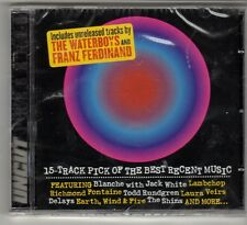 (GQ15) Best of Recent Music, 15 tracks various artists - 2004 - Sealed Uncut CD