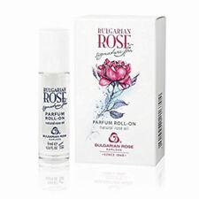 Perfume Roll-on with Bulgarian ROSE oil + fresh sea breeze , 9 ml / 0.32 fl.oz