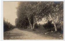 ANTRIM - HANCOCK ROAD, HANCOCK: New Hampshire USA postcard (C12945)
