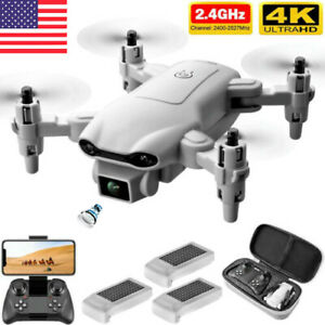 2021 New RC Drone 4k HD Wide Angle Camera WIFI FPV Drone Dual Camera Quadcopter1