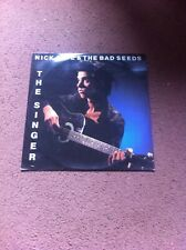 Nick Cave & The Bad Seeds - The Singer /Mute – 12 MUTE 47 + Extras