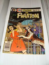 The Phantom #72 From 1976 VG Condition Charlton Comic Book - MAN IN SHADOWS