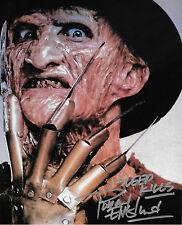 Robert Englund signed Freddy Kruegar Nightmare on Elm St Actor Rare COA LOOK!!