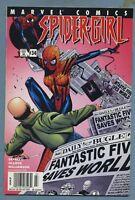 Spider-Girl #34 2001 [Newsstand] M2 Universe Spider-Man Marvel Comics v