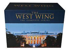 WEST WING COMPLETE TV SERIES 1-7 DVD BOX SET Season 1 2 3 4 5 6 7 Brand New UK x
