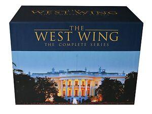 WEST WING COMPLETE TV SERIES 1-7 DVD BOX SET Season 1 2 3 4 5 6 7 UK Releas R2 x