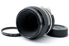 Nikon Micro Nikkor 55mm F/3.5 Ai MF Macro Lens [EXC++++++] from Japan