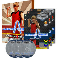 ULTIMATE CHUKS (3 DVDs + manual) - home study course!!