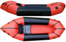 X1 Large Packraft  - 2018 Model Orange