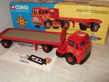 Corgi 25201 Leyland Artic Platform Lorry for Smiths of Eccles in 1:50  Scale.