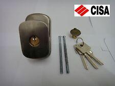CISA panico latch sostituzione dispositivo agli 3 Chiavi in Chrome-NUOVO