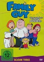 Family Guy - Season 3 [3 DVDs] | DVD | Zustand gut