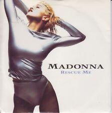 "Madonna Rescue Me 7"" vinyl single 1990"