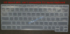 US Keyboard Skin Cover for Lenovo IBM ThinkPad X240 X240S X250 X260 X270 X280