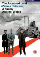Nuovo The Promised Land (Aka Ziemia Obiecana) DVD (SECONDRUN076)