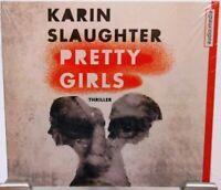Karin Slaughter + Pretty Girls + Thriller + Hörbuch auf 6 CDs + 450 Minuten +