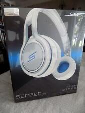 SMS Audio STREET by 50 Cent Wired On-Ear Ghost White Headband Headsets