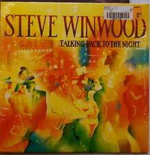 Steve Winwood - Talking Back To The Night - Island - ILPS 9777