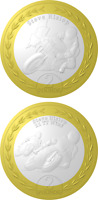 Isle Of Man- 2019- 30th Anniversary of Steve Hislop's 120mph Lap £2 Coins