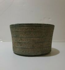 NEAR EASTERN ANCIENT BACTRIAN STONE CUP. EXTREMELY RARE!