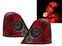 ROVER 75 1999-2003 Sedan 4D Clear Feux Arriere Red for ROVER