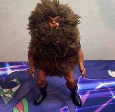 GRIZZLOR Figure HAIRY He-Man Masters of the Universe Mattel 1985 MOTU - no strap