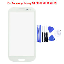 Front Glass Lens Touch Screen Outer Panel Replacement for Samsung Galaxy S3 S4