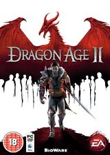 Dragon Age 2 II [PC-DVD MAC Computer, Region Free, BioWare Action RPG Adventure]