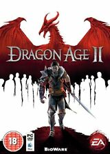 Dragon Age 2 II [PC-DVD MAC Computer, Region Free, BioWare Action RPG Adventure]