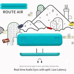 Nintendo Switch Lite Bluetooth Transmitter Gulikit Route Air Wireless Adapter au