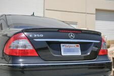 AMG Style Trunk Spoiler For 2003-2009 Mercedes-Benz W211 E-Class (GLOSS BLACK)