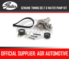 GATES TIMING BELT AND WATER PUMP KIT FOR PEUGEOT 406 COUPE 2.0 16V 136 2000-04