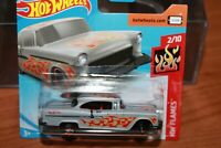 CHEVROLET - CHEVY - 1955 - HOT WHEELS - SCALA 1/64