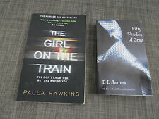E.L. James Fifty Shades of Grey / The Girl on the Train
