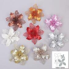 Decorative Flower Metal Cutting Dies Stencil Scrapbooking DIY Album Stamp Paper