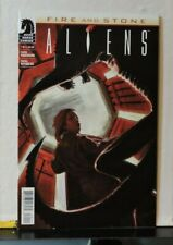Aliens Fire and Stone #1 September 2014