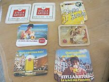Stella Artois Beer Coasters - over 20 coasters