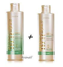AVON Advance Techniques DAILY SHINE Shampoo & leave in Conditioner