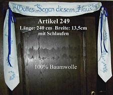 """Türband Türkranz Wandbehang Religion """"Gottes Segen d. Haus"""" HOSSNER, Shabby"""