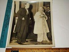 Rare Historical Original VTG Hope Hampton Brulatour Sinclair Robinson NYC Photo