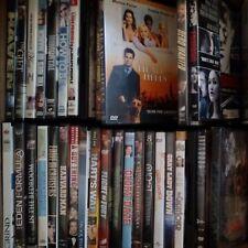 DVD Bulk Lot Liquidation Lot of 35+ Used DVDs For Resale