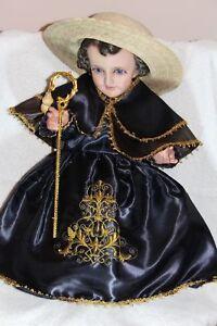 Vestido Nino Dios, Ropa Niño Dios, Ropa Nino Dios, Atocha Talla #40