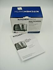 Kitchen Smith 1.5 Cup Mini Chopper